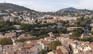 Description des toitures à Manosque
